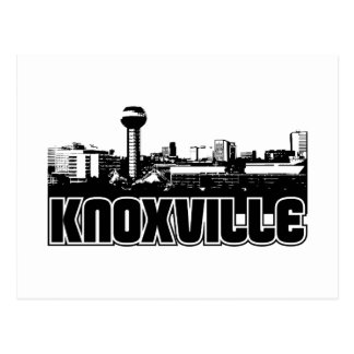 Knoxville Skyline Postcard