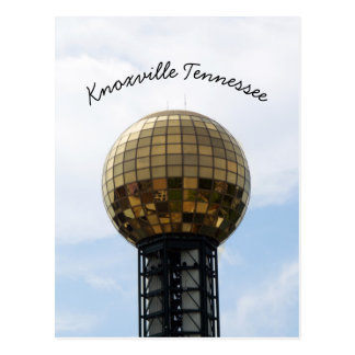Knoxville Sunsphere Postcard