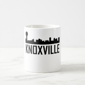 Knoxville Tennessee City Skyline Coffee Mug