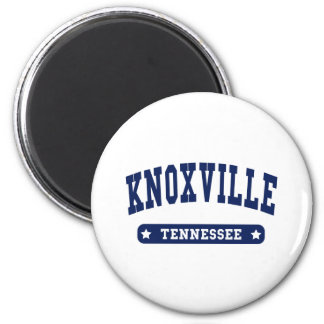 Knoxville Tennessee College Style tee shirts Magnet