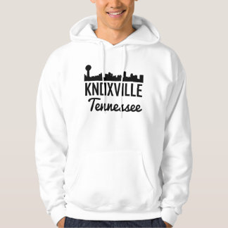 Knoxville Tennessee Skyline Hoodie