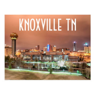 KNOXVILLE TN POSTCARD