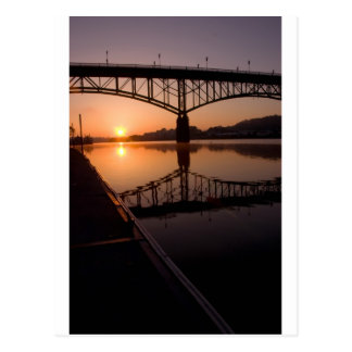 Knoxville, TN Sunrise Postcard