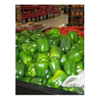 Knoxville zoo 032.JPG green pepper decor Postcard
