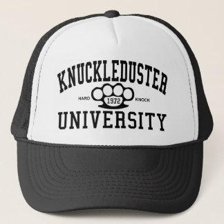 KnuckleDuster University Trucker Hat
