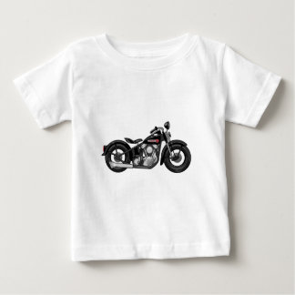 Knucklehead Motorcycle Baby T-Shirt