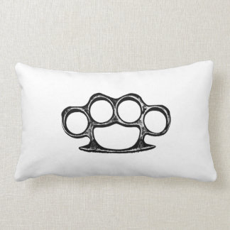 KNUCKLES TO THE HEAD PILLOW
