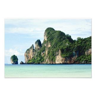 Ko Phi Phi Island on Andaman Sea, Krabi Photo