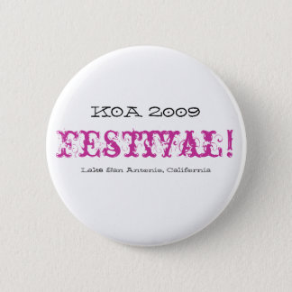 KOA 2009 Button