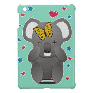 Koala And Butterfly iPad Mini Covers