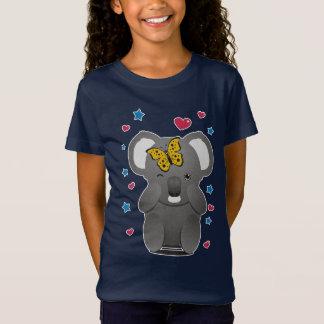 Koala And Butterfly T-Shirt