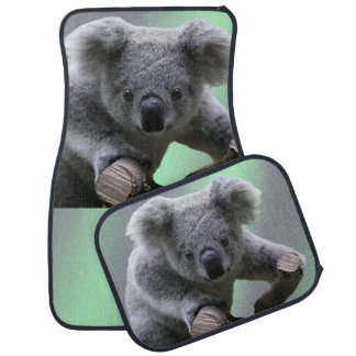 Koala Bear Car Mat