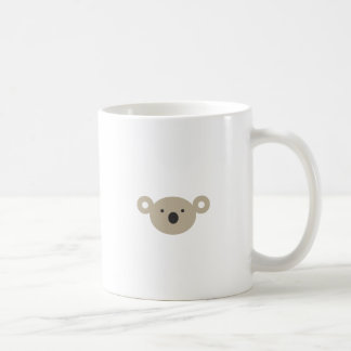 Koala Bear Classic White Coffee Mug