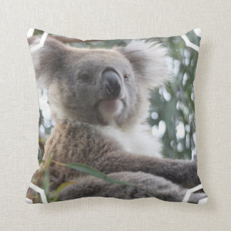 Koala Bear Facts Pillow