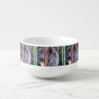 Koala Bear Family Soup Mug