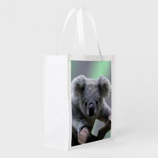 Koala Bear Grocery Bag