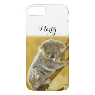 Koala Bear iPhone 7 Case