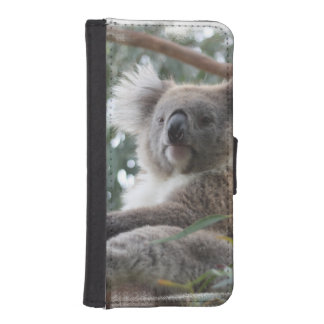 Koala Bear iPhone SE/5/5s Wallet Case