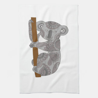 Koala Bear Kitchen Towel