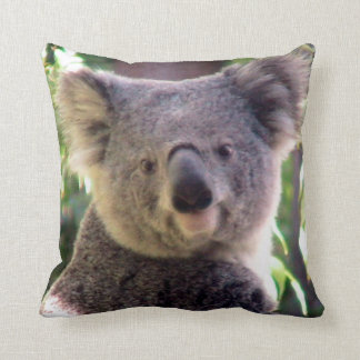Koala Bear love_ Throw Pillow