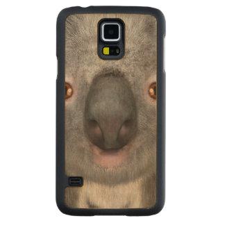 Koala Bear Maple Galaxy S5 Case