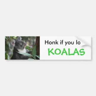 Koala Bumper Stickers