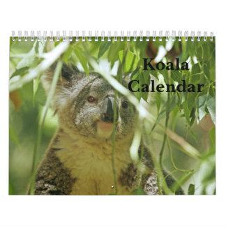 Koala Calendar
