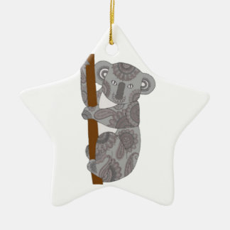 Koala Ceramic Ornament