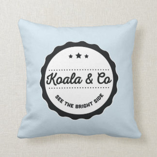 Koala & Co. pillow