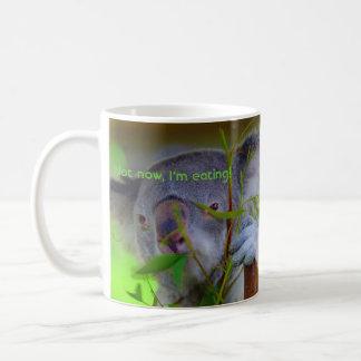 Koala Eating Mug