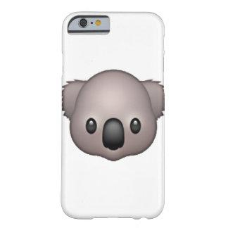 Koala - Emoji Barely There iPhone 6 Case