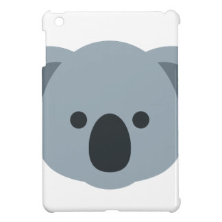 Koala emoji iPad mini cover