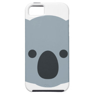 Koala emoji iPhone 5 covers