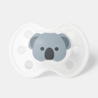 Koala emoji pacifier