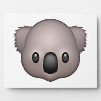Koala - Emoji Plaque