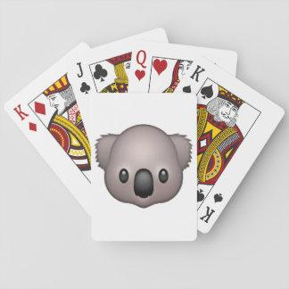 Koala - Emoji Playing Cards