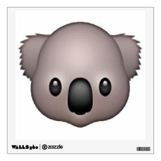 Koala - Emoji Wall Sticker