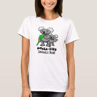 Koala-fied Snuggle Bear T-Shirt