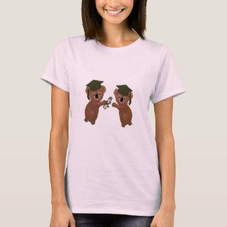 Koala Graduation T-Shirt