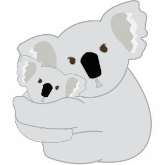 Koala Hug Photo Cutout