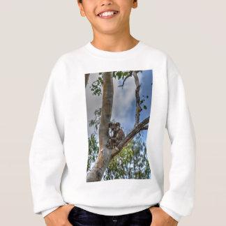 KOALA IN TREE AUSTRALIA ART EFFECTS SWEATSHIRT