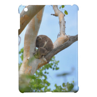 KOALA IN TREE QUEENSLAND AUSTRALIA iPad MINI CASES