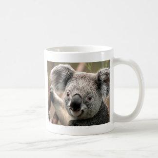 Koala line coffee mug