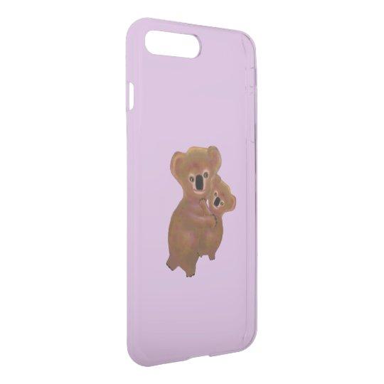Koala Love iPhone 8 Plus/7 Plus Case