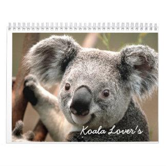 Koala Lover's Calender Wall Calendars