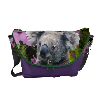 Koala Medium Messenger Bag