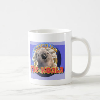 Koala Mug, red Coffee Mug