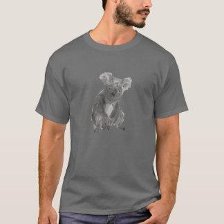 Koala polygon art illustration T-Shirt