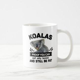 Koala Proof Coffee Mug