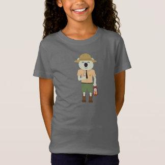 koala ranger with hat Zgvje T-Shirt